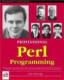 Perl Programming, Peter C. Wainwright and Aldo Calpini, 1861004494