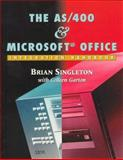 The AS/400 and Microsoft Integration Handbook, Singleton, Brian and Garton, Colleen, 1883884497