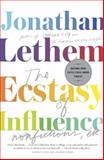 The Ecstasy of Influence, Jonathan Lethem, 0307744507