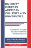Diversity Issues in American Colleges and Universities 9780398074500