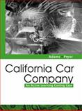 California Car Company, Adams, Steven and Pryor, LeRoy J., 0324184506