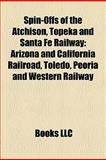Spin-Offs of the Atchison, Topeka and Santa Fe Railway,, 1157394507