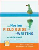The Norton Field Guide to Writing with Readings, Bullock, Richard, 0393934500