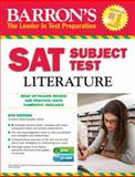 Barron's S. A. T. Subject Test Literature with CD-ROM, Christina Myers-Shaffer, 1438074506