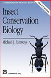 Insect Conservation Biology, Samways, Michael J., 0412634503