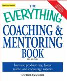 Coaching and Mentoring Book, Nicholas Nigro, 1598694502