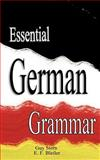Essential German Grammar, Guy Stern and E. F. Bleiler, 956291450X