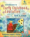 Introduction to Early Childhood Education, Essa, Eva, 0766834506
