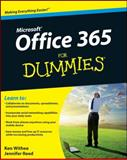Microsoft Office 365 for Dummies, Ken Withee and Jennifer Reed, 1118104501