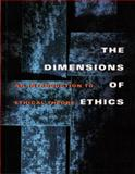 The Dimensions of Ethics : An Introduction to Ethical Theory, Waluchow, Wilfrid J., 155111450X