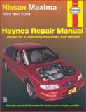 Nissan Maxima, 1993-2001, Henderson, Bob and Haynes, J. H., 1563924501