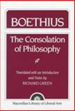 The Consolation of Philosophy 9780023464508