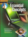 Peter Norton's Introduction to Computers : Essential Concepts, McGraw-Hill Staff, 0078454506