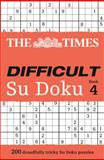Difficult Su Doku, Puzzler Media Limited Staff, 0007364512