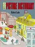 The Lado Picture Dictionary, Lado, Robert, 0135214513