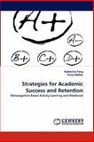 Strategies for Academic Success and Retention, Katherine Pang and Tricia Mehler, 3844394516