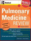 Pulmonary Medicine Review, Zevitz, Michael and Lenhardt, Richard, 0071464514
