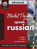 Michel Thomas Method Speak Russian Advanced, Bershadski, Natasha, 0071604510