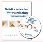 Statistics for Medical Writers and Editors, American Medical Writer Assn, 0757564518