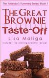 The Great Brownie Taste-Off, Lisa Maliga, 1499694512