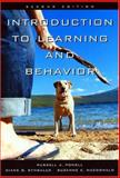 Introduction to Learning and Behavior, Powell, Russell A. and Symbaluk, Diane G., 0534634516