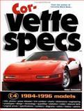 Corvette Specs 84-96 9780933534513