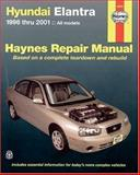 Haynes Hyundai Elantra 1996 Thru 2001, Larry Warren and Mike Stubblefield, 156392451X