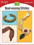 Bead-Weaving Stitches, Kalmbach Publishing Co. Staff, 0890244510
