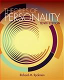 Cengage Advantage Books: Theories of Personality, Ryckman, Richard M., 1111834512