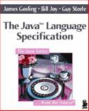 The Java Language Specification, Gosling, James and Joy, Bill, 0201634511