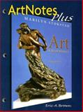 Artnotes Plus: Art : A Brief History, Stokstad, Marilyn, 0131954512