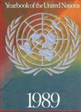 Yearbook United Nations 1989, United Nations Staff, 9041104518