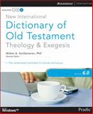 New International Dictionary of Old Testament Theology and Exegesis 6. 0 for Windows, , 0310274524