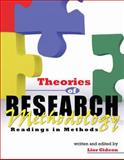 Theories of Research Methodology : Readings in Methods, Gideon, 0757554520