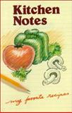 Kitchen Notes, Pianos Flowers and Gifts, 0918544521