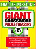 Charles Preston's Giant Crossword Puzzle Treasury, Charles Preston, 0399524525