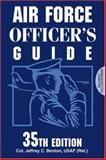 Air Force Officer's Guide, Jeffrey C. Benton, 0811734528