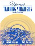 Universal Teaching Strategies, MyLabSchool Edition 9780205464524