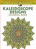Creative Haven Kaleidoscope Designs Coloring Book, Lester Kubistal, 0486494527