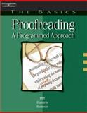 Proofreading : A Programmed Approach, Daniels, Harry and Dewar, 0538724528