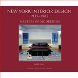 New York Interior Design, 1935-1985, Judith Gura, 092649452X
