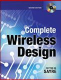 Complete Wireless Design, Sayre, Cotter W., 0071544526
