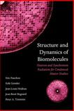 Structure and Dynamics of Biomolecules : Neutron and Synchrotron Radiation for Condensed Matter Studies, Geissler, Erik, 0198504527