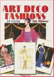 Art Deco Fashions, Tom Tierney, 048644452X