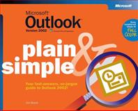 Microsoft Outlook Version 2002 Plain and Simple, Boyce, Jim, 0735614520