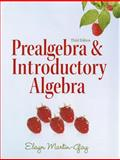 Prealgebra and Introductory Algebra, Martin-Gay, Elayn, 0321744535