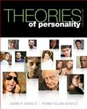 Theories of Personality, Schultz, Duane P. and Schultz, Sydney Ellen, 1111834539