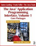 The Java Application Programming Interface, Gosling, James and Yellin, Frank, 0201634538