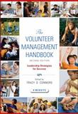 The Volunteer Management Handbook, , 0470604530
