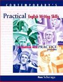 Practical English Writing Skills : A Handbook with Practice, Scheraga, Mona, 0809204533